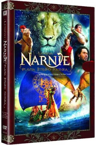Letopisy Narnie: Plavba Jitřního poutníka [DVD]